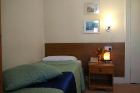 Basic Single Room with Private Bathroom, River Hotel