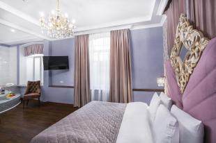 Отель Империя Люкс с кроватью размера «king-size»