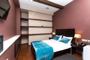 Отель Имерети Бюджетный двухместный номер с 1 кроватью