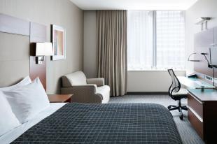 River Hotel Улучшенный номер с кроватью размера