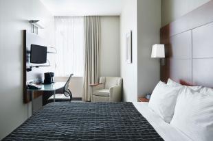 River Hotel Стандартный номер с кроватью размера