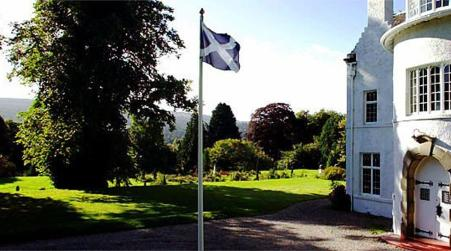 Kirkhill Chateau Sleeps 55 WiFi, Kirkhill