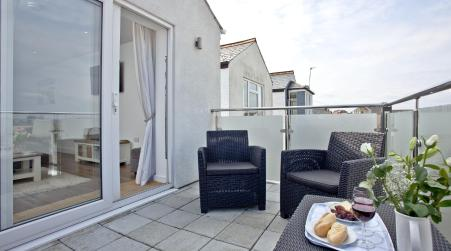 Sunnymead Penthouse, Exmouth, Exmouth