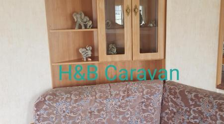 H&B Caravan on Marine Holiday Park, Rhyl