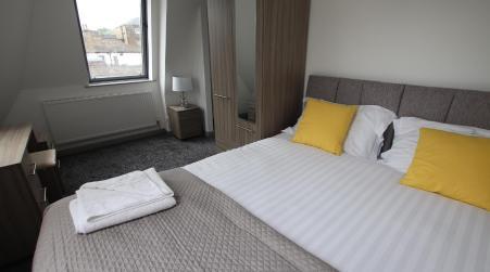 Halifax House, One Bedroom 203, Halifax