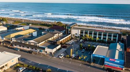 Beachfront Hotel Hokitika, Hokitika