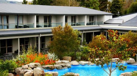Wai Ora Lakeside Spa Resort, Rotorua