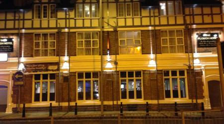 Plough Hotel, Northampton