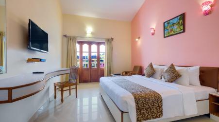 The Fern Spazio Leisure Resort, Anjuna Goa, Anjuna
