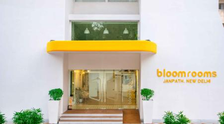 bloomrooms @ Janpath, New Delhi