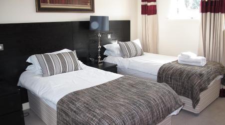 Churchill Two Bedroom Apartments, York
