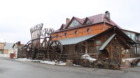 Yamskaya Zastava Hotel, Юрьевец