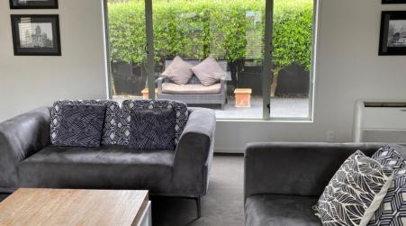 Home By Hagley Park, Christchurch