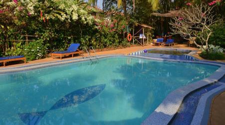 Cavala The Seaside Resort, Baga