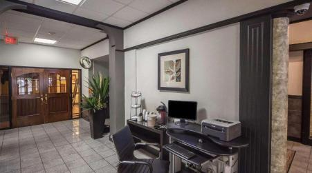 Comfort Inn & Suites Downtown Edmonton, Edmonton