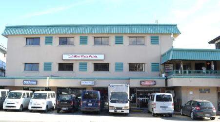 West Plaza Downtown, Koror