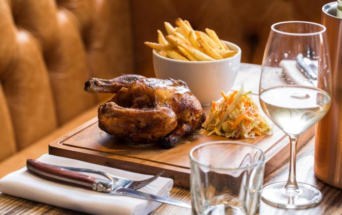 The Porterhouse grill & rooms, Oxford