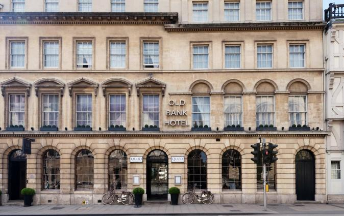 The Old Bank, Oxford