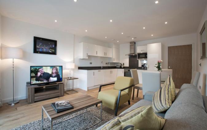 O2 Arena Apartments, London