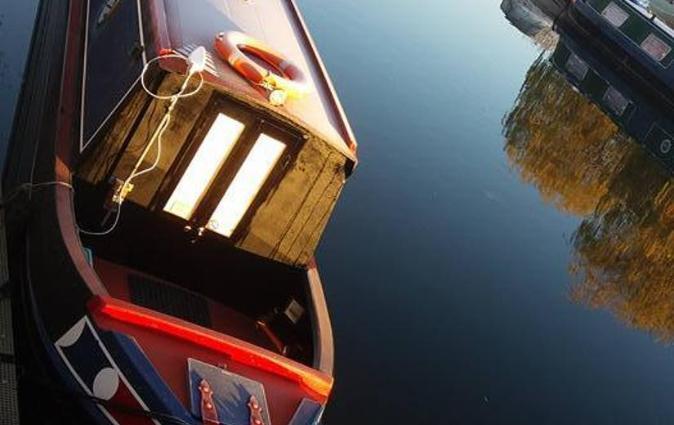 Narrowboat Puzzle, Ely
