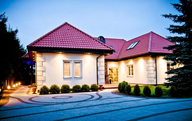 Villa Hof, Luboń