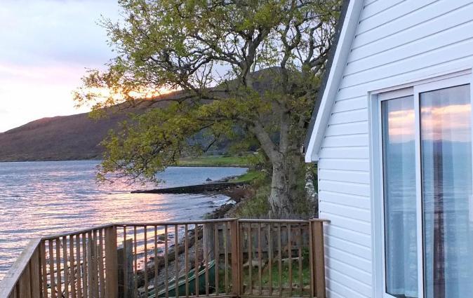 The Boat House, Sconser