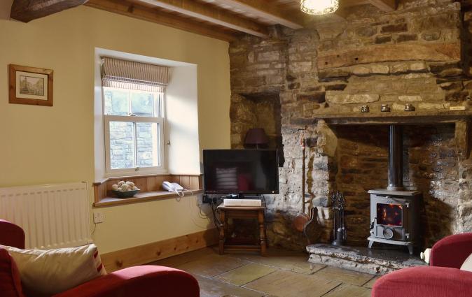 Cringley Cottage, Askrigg