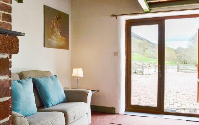 Darci's Lodge, Threlkeld
