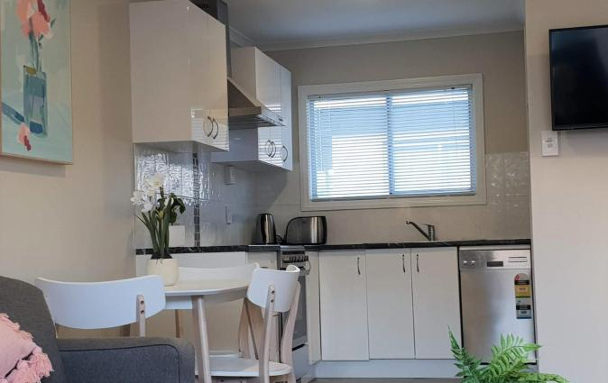 Rose Apartments Unit 3 Central Rotorua - Accommodation & Spa, Rotorua