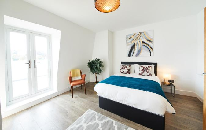 Cosy Deluxe Apartments, London