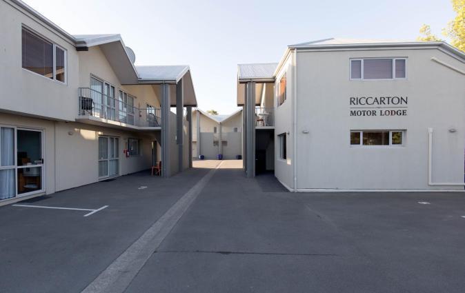 Riccarton Motor Lodge, Christchurch