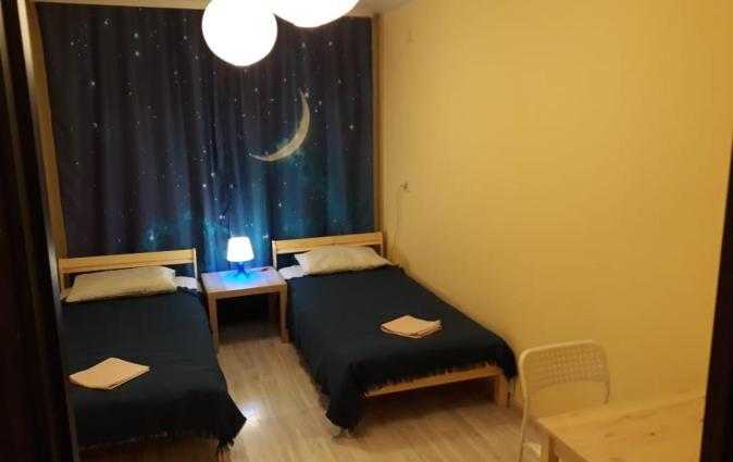 SPACE Aparts and Rooms, Екатеринбург