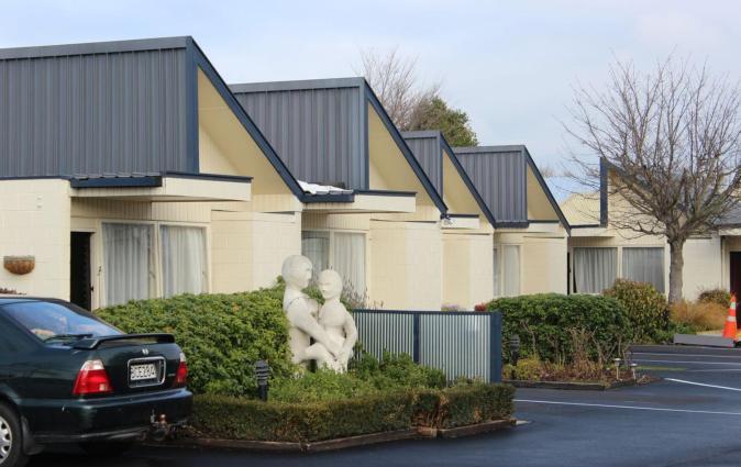 Diplomat Motel, Christchurch