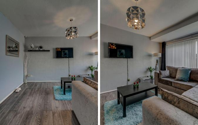 Newly Renovated Modern Home, Manchester