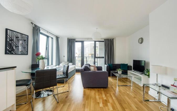 Greenwich Two Bedroom Apartments, London