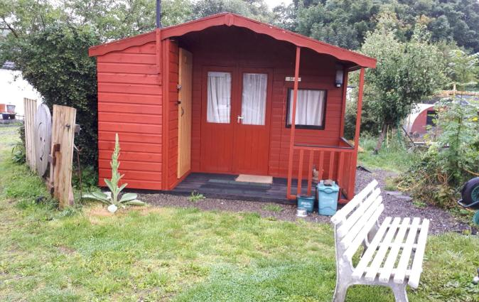 Nadav`s Shed, New Luce