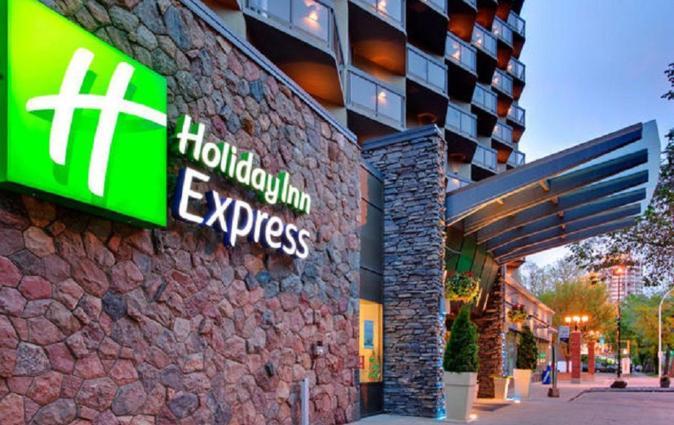 Holiday Inn Express Edmonton Downtown, an IHG Hotel, Edmonton