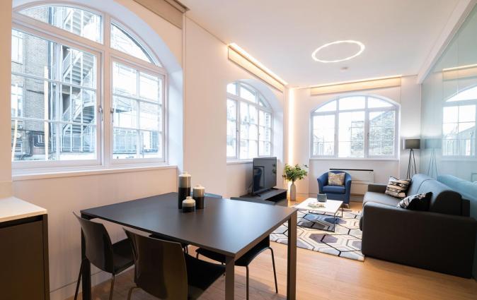 Mirabilis Apartments - Bayham Place, London