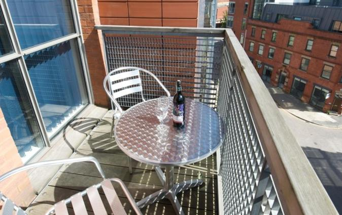 Stay Deansgate Apartments for 14 nights plus, Manchester