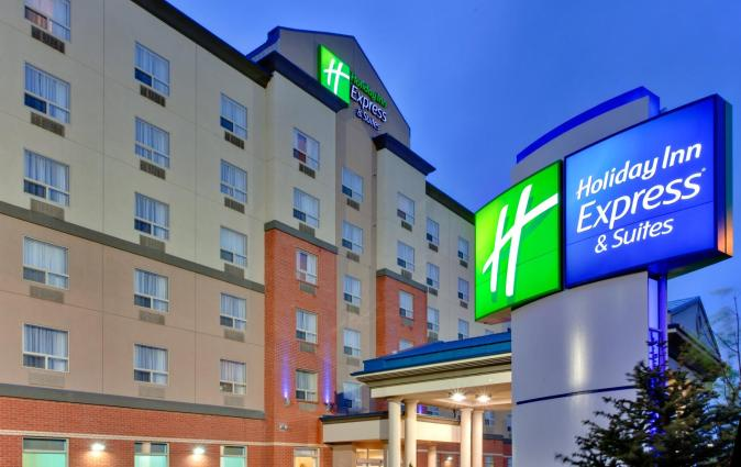 Holiday Inn Express Hotel & Suites-Edmonton South, an IHG Hotel, Edmonton