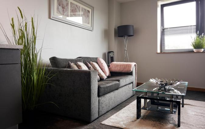 Victoria Mills Apartment, Shipley