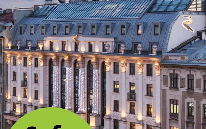 Crowne Plaza St. Petersburg-Ligovsky, Saint Petersburg