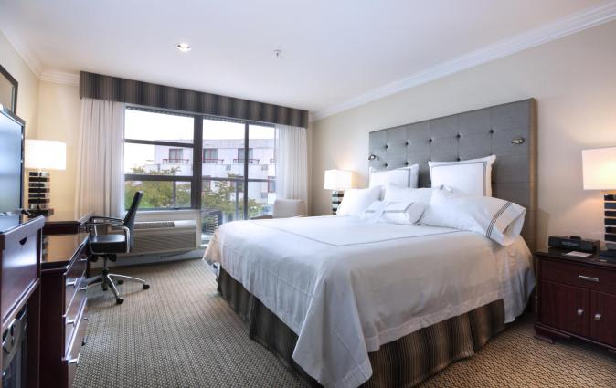 Granville Island Hotel, Vancouver