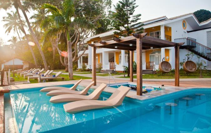 Acron Waterfront Resort - Member ITC Hotel Group, Baga, Baga