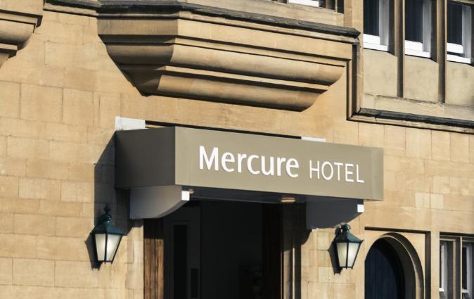 Mercure Oxford Eastgate Hotel, Oxford