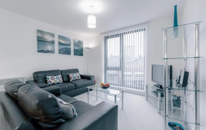 Roomspace Serviced Apartments - Queensway, Redhill