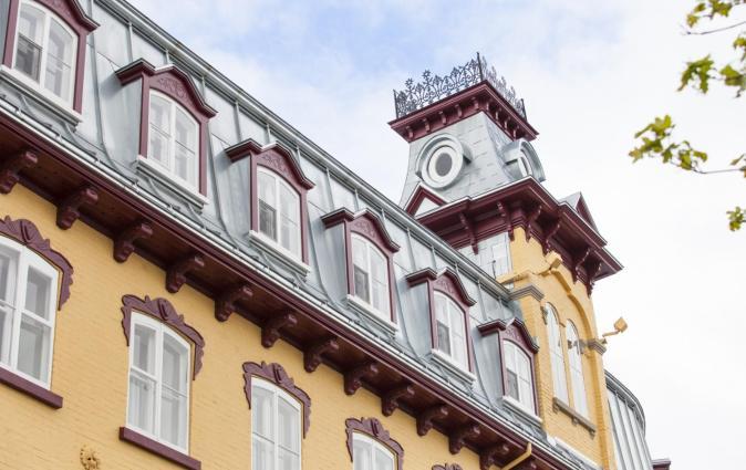 Hotel Le Saint-Paul, Quebec City
