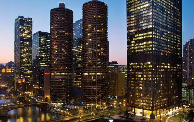 The Langham Chicago, Чикаго