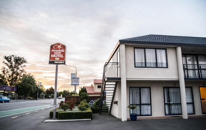 Annabelle Court Motel, Christchurch